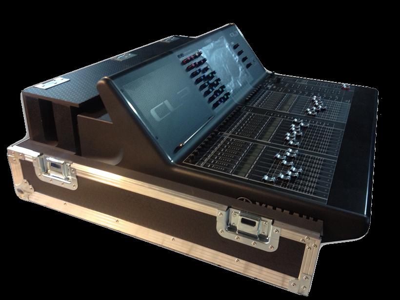 Sonido e iluminaci n cajas a medida stock box for Media markt mesa de mezclas