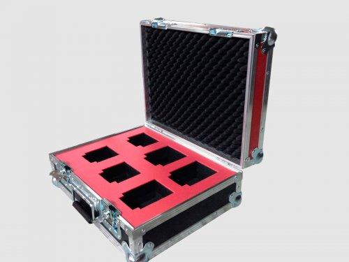 maleta-con-interior-de-foam-para-5-lentes-objetivos